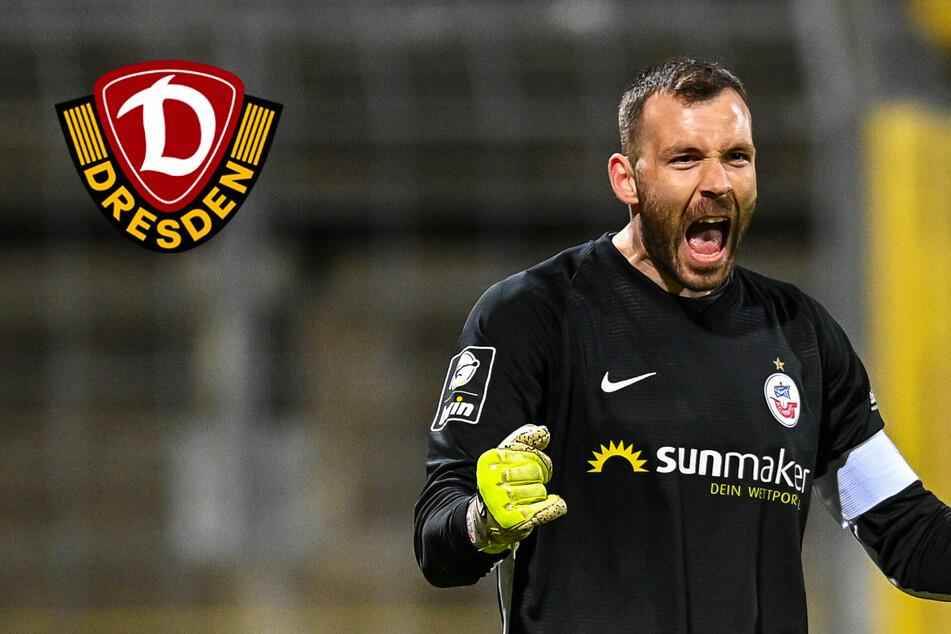 Dynamo muss tatenlos zusehen: Rostock neuer Tabellenführer, 1860 im SGD-Nacken!