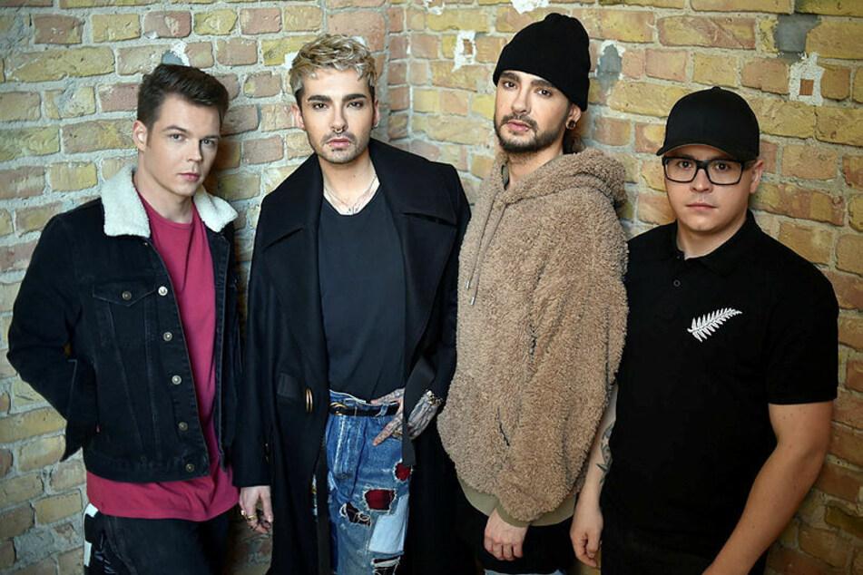 Sie sind wieder da! Tokio Hotel gibt schon bald exklusives Live-Konzert
