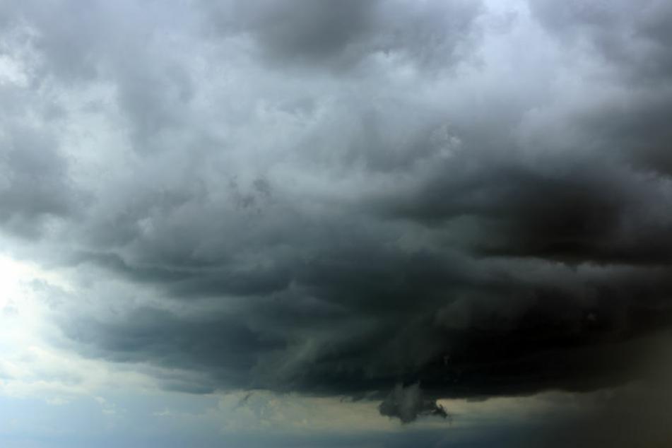 Thüringen muss sich auf Unwetter einstellen (Symbolbild).