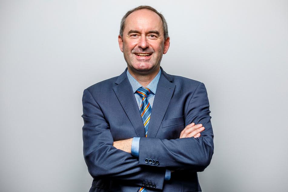 Stellvertretender MP von Bayern und Chef der Freien Wähler: Hubert Aiwanger (50) will in den Bundestag.