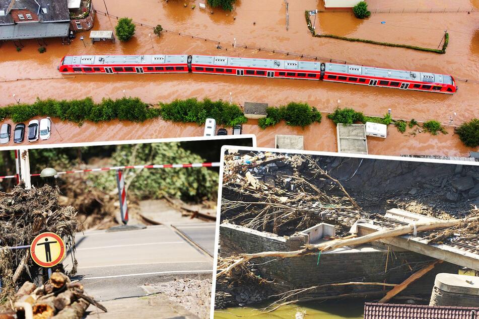 Milliardenschäden durch Flutkatastrophe: Deutsche Bahn schlägt Alarm!