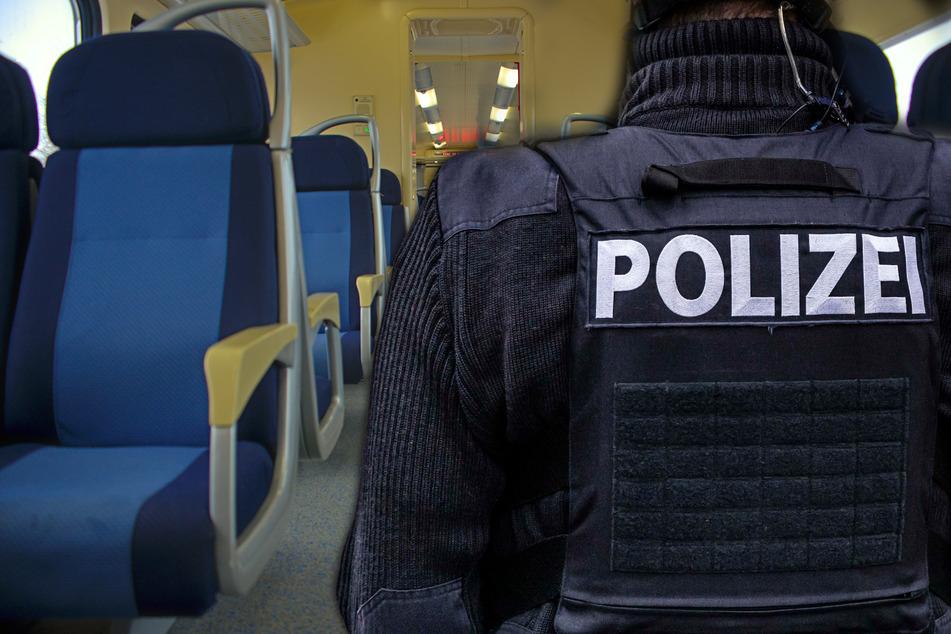 26-Jähriger sitzt ohne Ticket im Zug: Als die Polizei anrückt, eskaliert die Situation