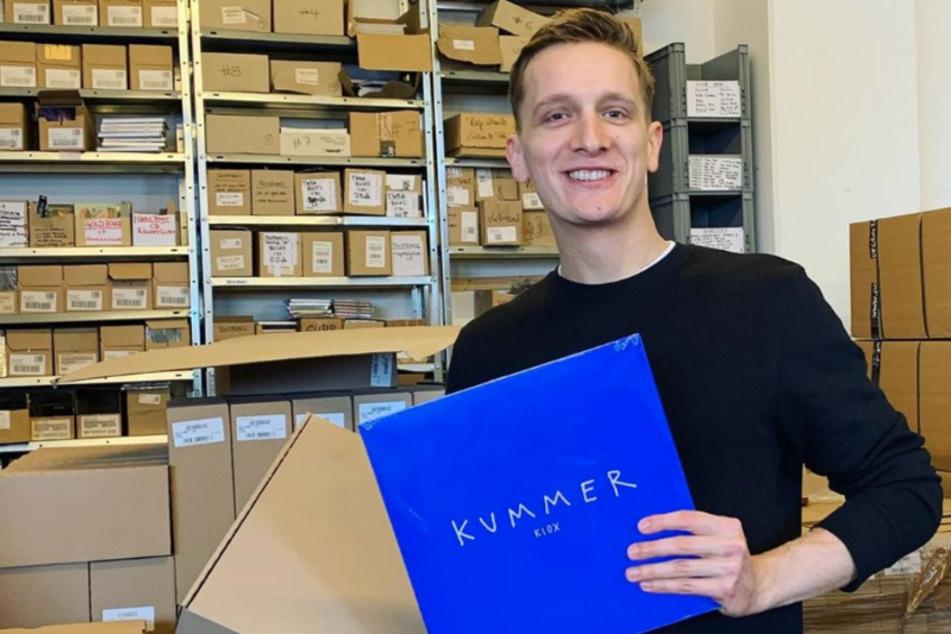 Kummer presst neue Platten und stürmt plötzlich wieder die Charts!