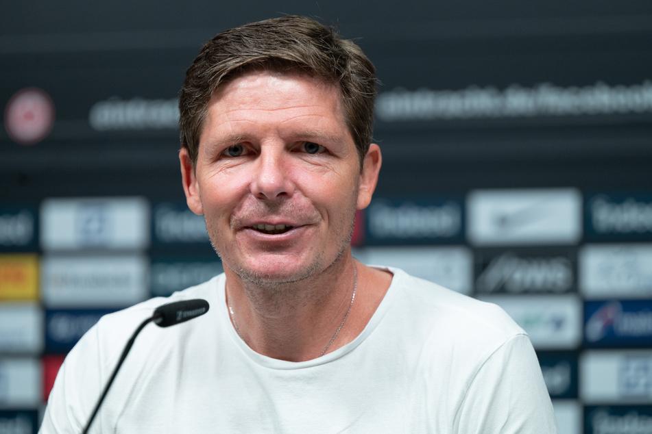 Am Dienstag wurde Oliver Glasner (46) offiziell als neuer Trainer von Eintracht Frankfurt vorgestellt.