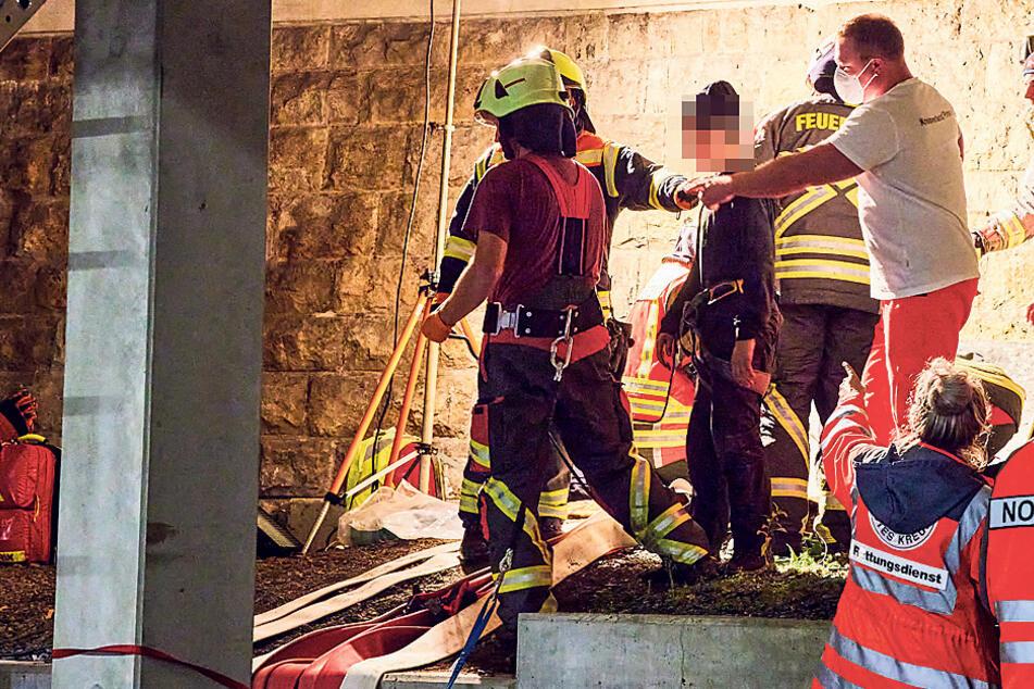 Das Wunder von Königstein: So überlebte der 12-Jährige den Sturz in einen Schacht