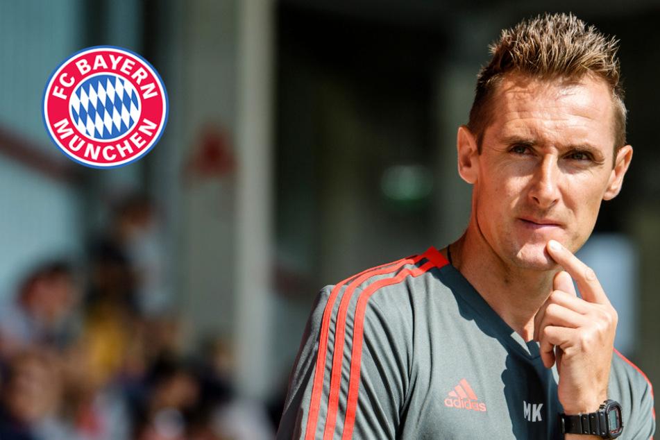 Abschied offiziell: Miroslav Klose verlässt den FC Bayern München nach der Saison!