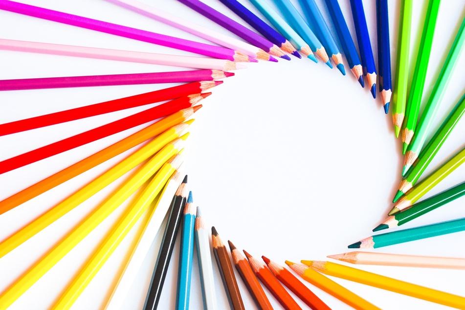 Gurken können Farbe entfernen. (Symbolbild)