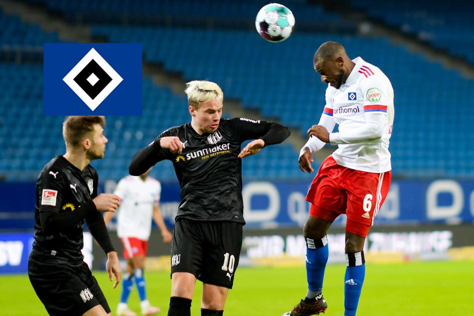 HSV hat die Relegation im Blick: Gegen Osnabrück zählt dafür nur ein Sieg