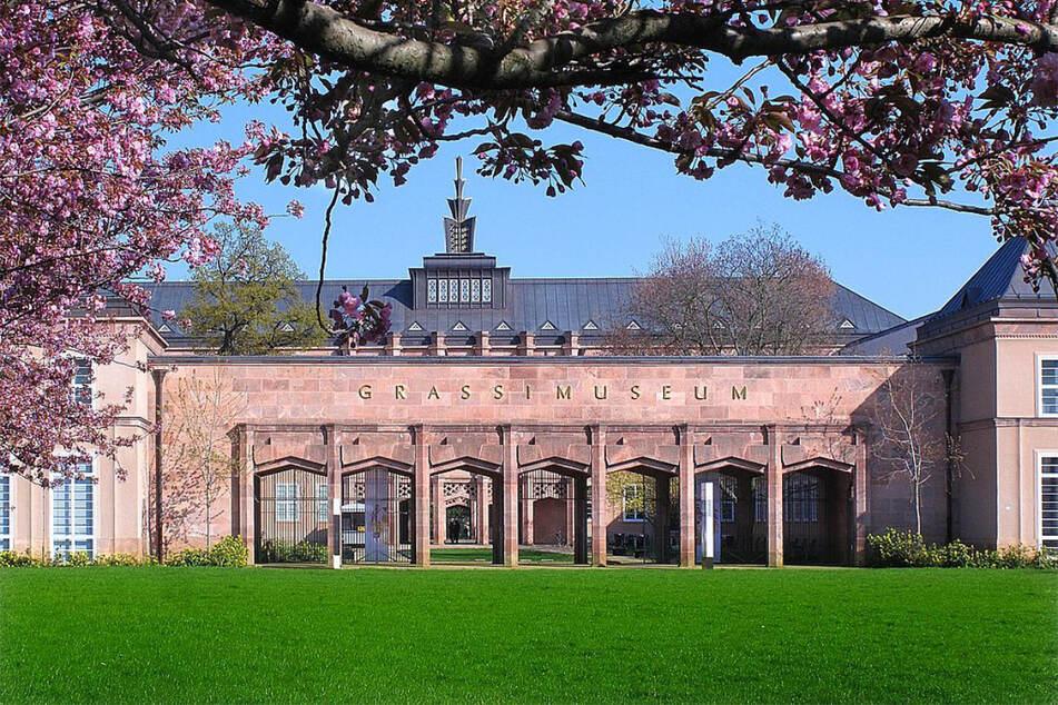 Das GRASSI Museum ist eines von fünf Ausstellungshäusern in Leipzig, das am Dienstag wieder öffnet.