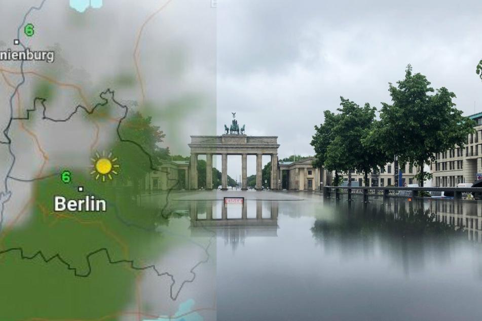 Wechselhafte Aussichten: So wird das Wetter in Berlin und Brandenburg