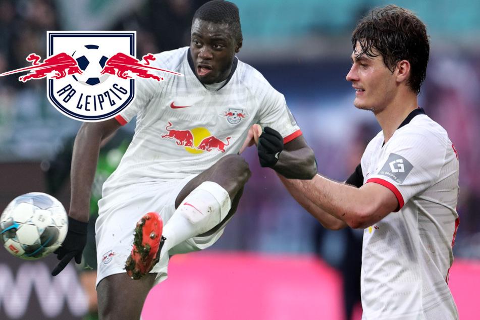 Bericht: RB Leipzigs Schick und Upamecano vor Wechsel nach Italien?