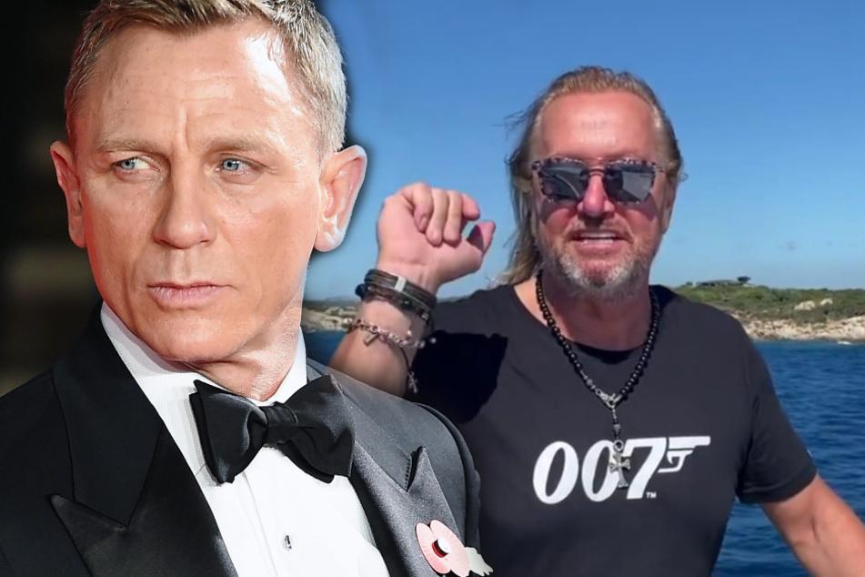 Robert Geiss als neuer James Bond? Sein Auftritt wirkt cool!