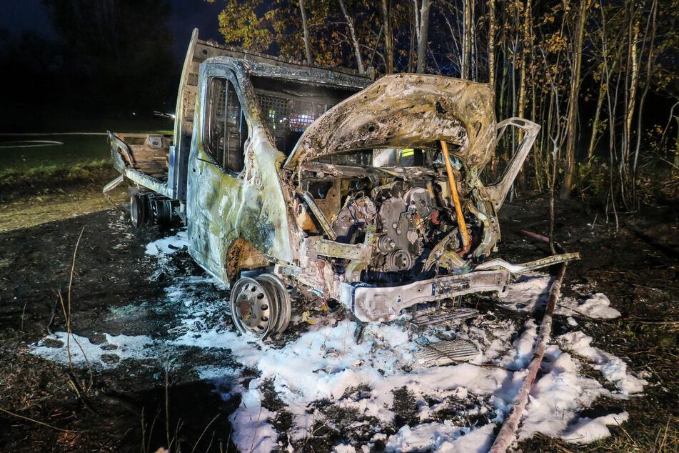 100.000 Euro Schaden bei Einbruchs- und Brandserie im Erzgebirge