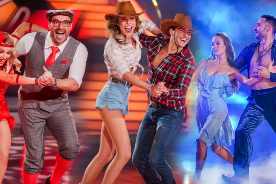 Let's Dance mit Tänzer-Roulette, aber einer flog raus!