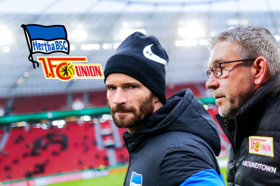 Hertha BSC und 1. FC Union Berlin: Berliner Klubs trainieren weiter individuell