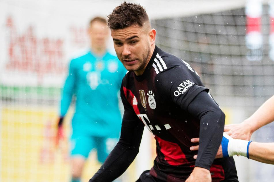 Lucas Hernández (25) vom FC Bayern München steht nach einer auskurierten Knieverletzung vor der Rückkehr in die Mannschaft.