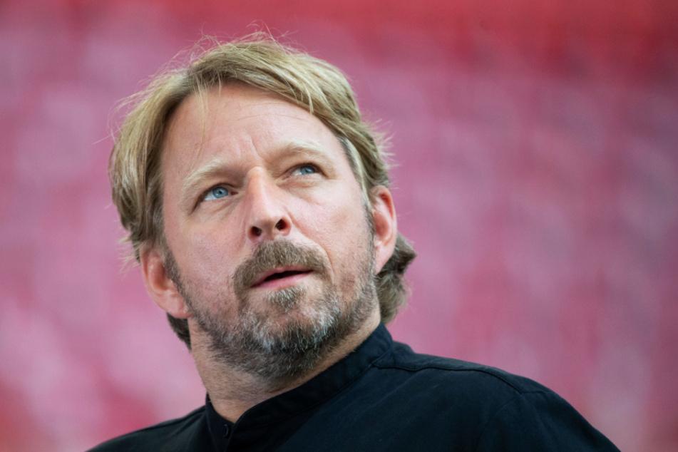 Er trägt beim VfB Stuttgart die Verantwortung: Sportdirektor Sven Mislintat (48).