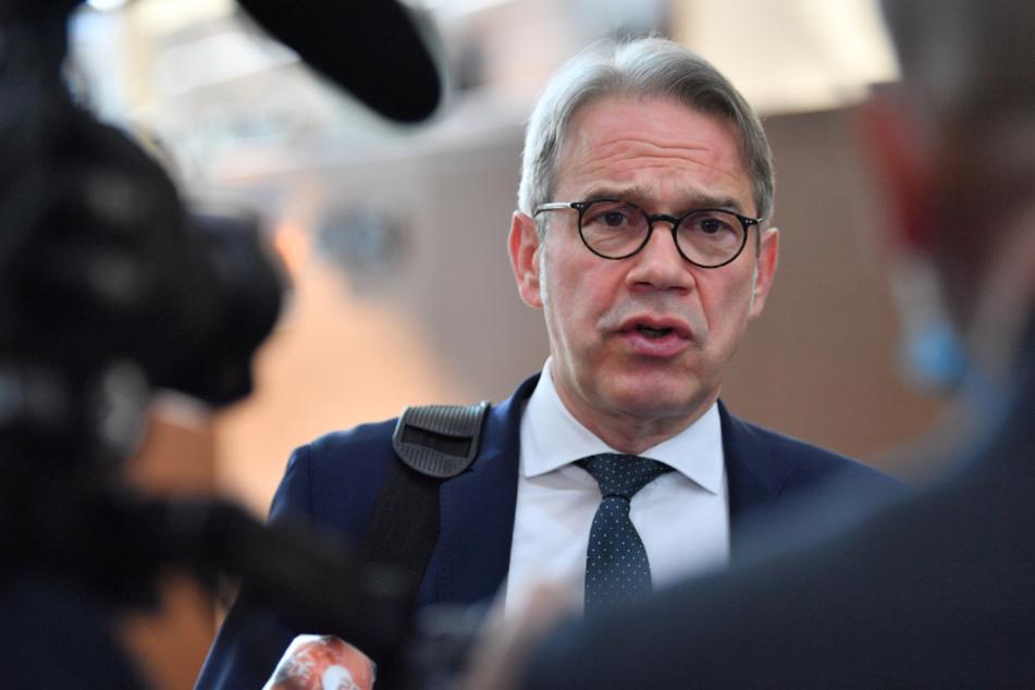 Thüringens Innenminister Georg Maier kritisiert Seehofer in Syrien-Debatte