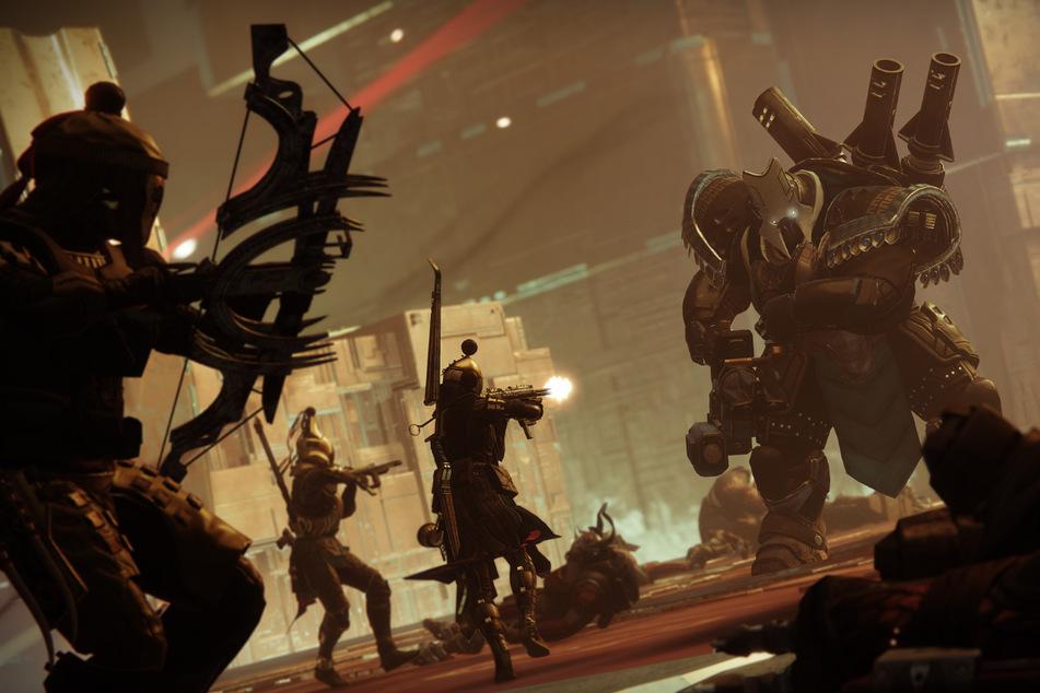 """""""Destiny""""-Entwickler Bungie hat sich bereits für den Titel entschuldigt."""