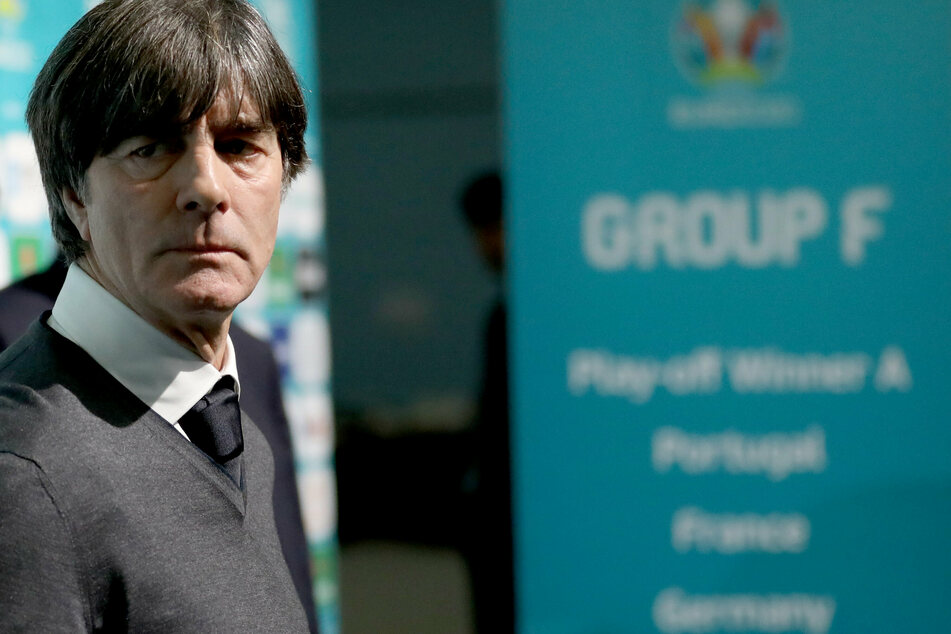 Bundestrainer Joachim Löw (60) sprach von einer Hammergruppe.