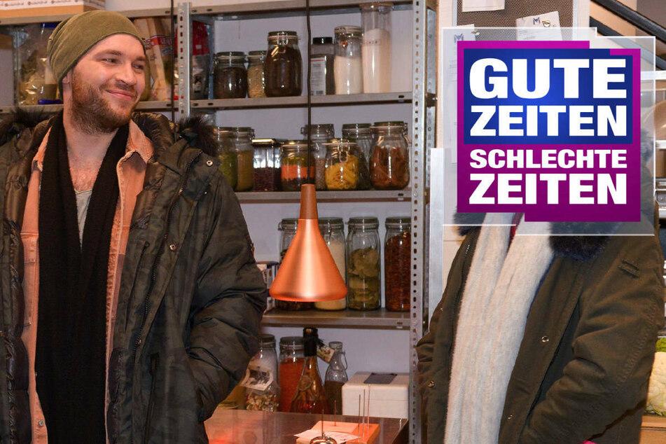 GZSZ: GZSZ-Fans müssen stark sein: Dieser Star verlässt den Kolle-Kiez