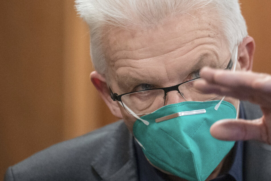 """Kretschmann: """"Eine Impfpflicht durch die Hintertür ist nicht geplant"""""""