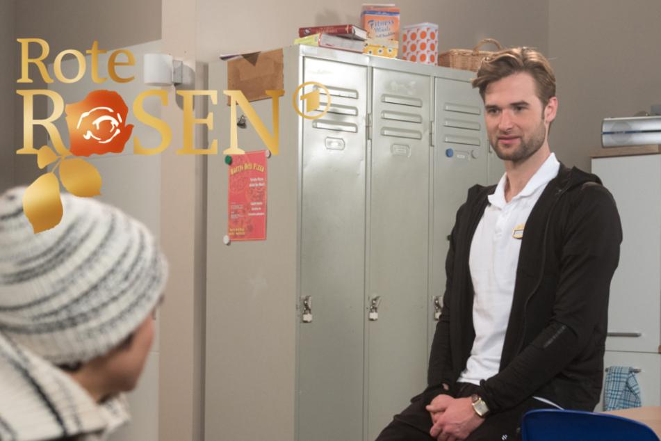 """Rote Rosen"": Ist Ellen etwa schwanger? So reagiert Simon"
