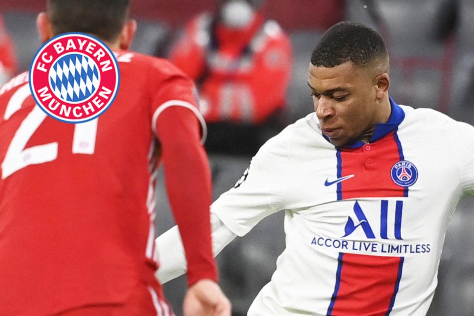 FC Bayern will Pariser Träume platzen lassen: Doch wer hält Mbappé auf?