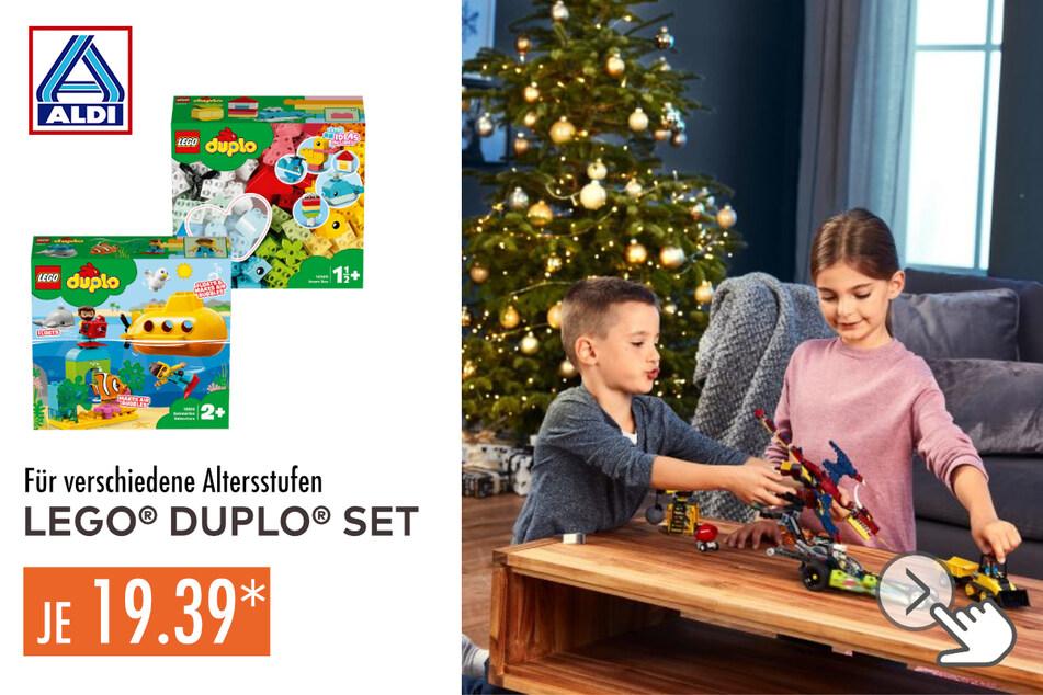 LEGO® DUPLO® Set für verschiedene Altersstufen für 19,39 Euro