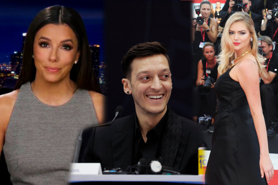 Krass: Mesut Özil tut sich mit Eva Longoria und Kate Upton zusammen und will Klub kaufen!