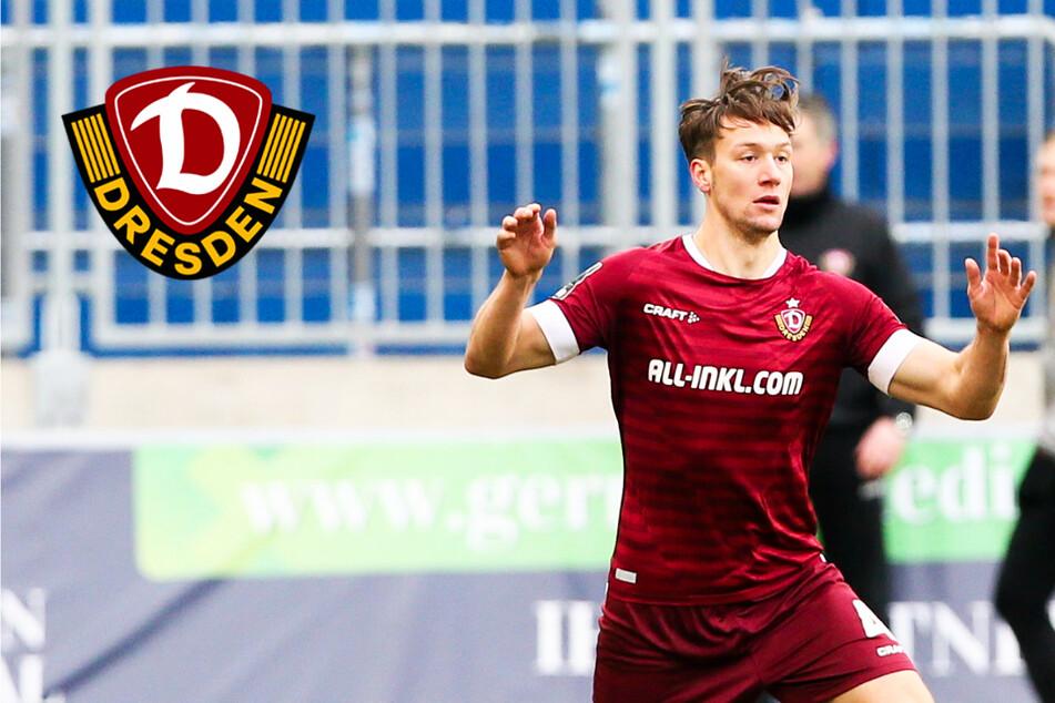 """Dynamo-Abwehrkante Tim Knipping: """"Schwer, gegen uns ein Tor zu schießen"""""""