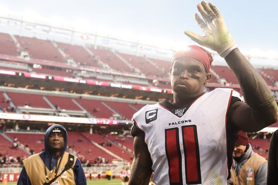 NFL: Julio Jones confirms that his time with the Atlanta Falcons is over