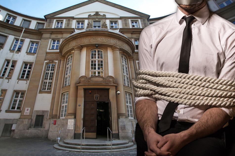 Wie im Schocker-Movie: Sperrten Männer Geschäftspartner in Keller-Raum und folterten ihn?