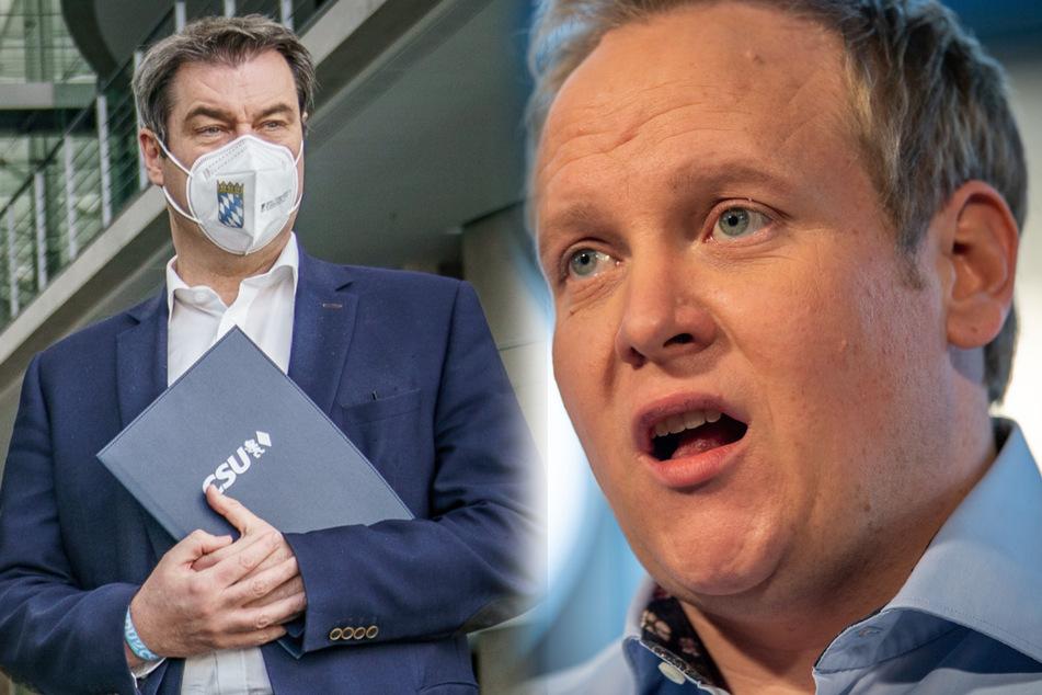 Junge Union spricht sich mit deutlicher Mehrheit für Markus Söder aus