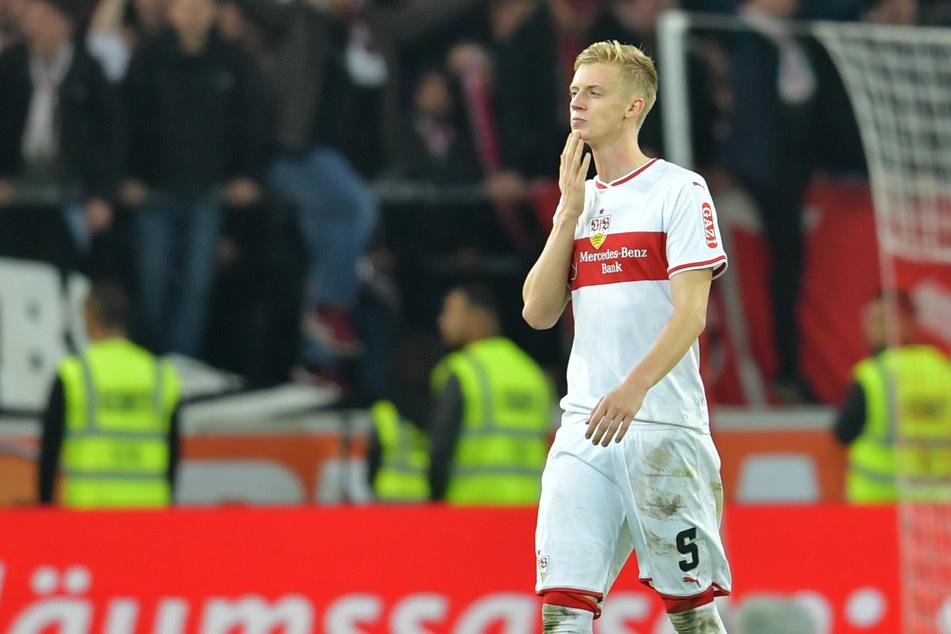 Timo Baumgartl (25) absolvierte für Stuttgart 86 Bundesliga- und 29 Zweitligaspiele. (Archivbild)