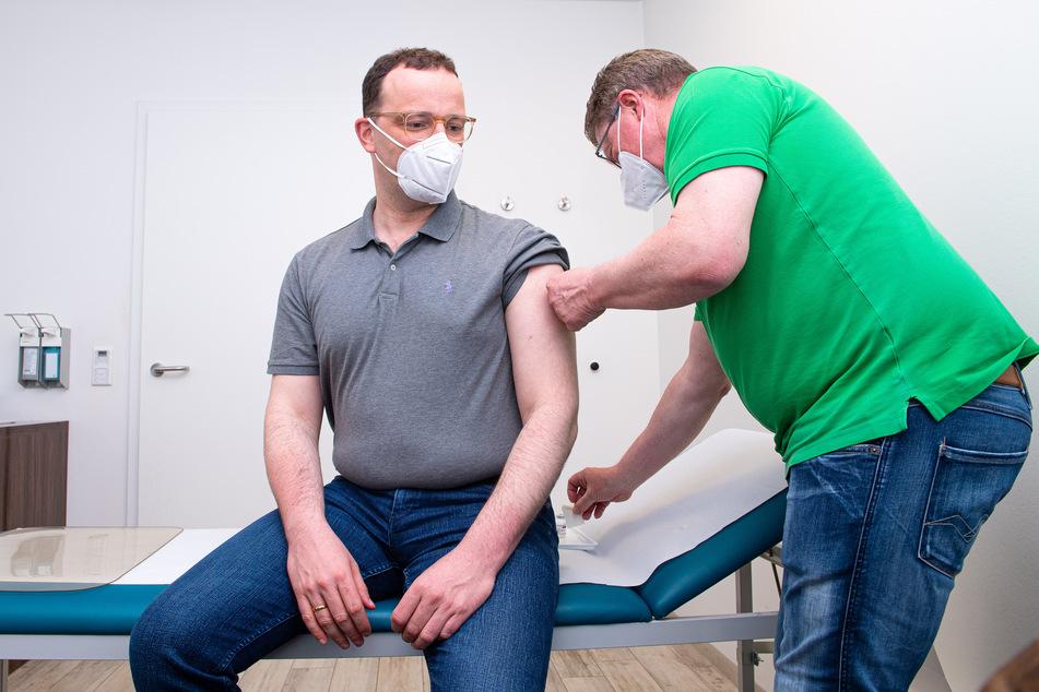 Coronavirus: Mehr als 30 Millionen Menschen haben erste Impfung erhalten