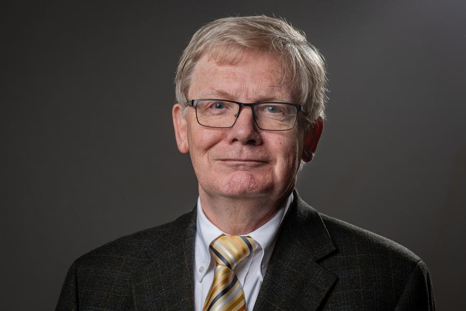 Dietmar Berger (68, Linke) sieht die Stadt auf dem richtigen Finanzkurs.