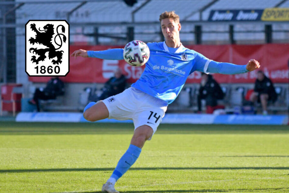 DFB hat entschieden: So lange fehlt Dennis Dressel dem TSV 1860 München