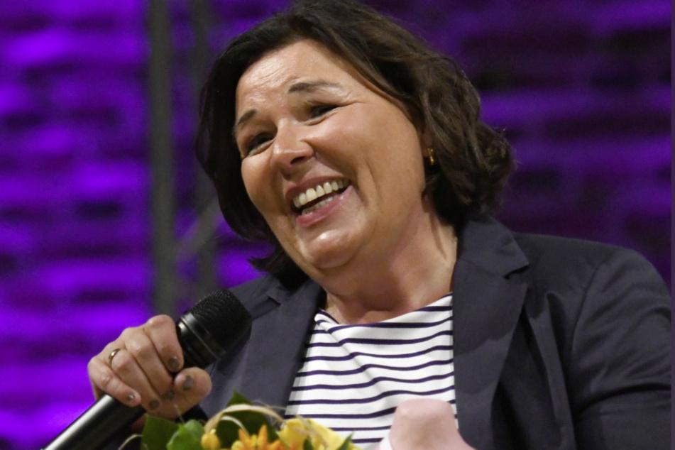Die Moderatorin Vera Int-Veen (52).