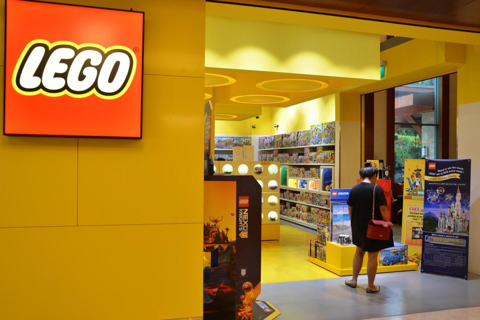 Da staunt Ihr Bauklötze! Lego-Laden in der Altmarkt-Galerie
