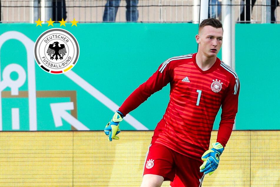 Markus Schubert erneut für die U21 nominiert: Wird er beim DFB die Nummer 1?