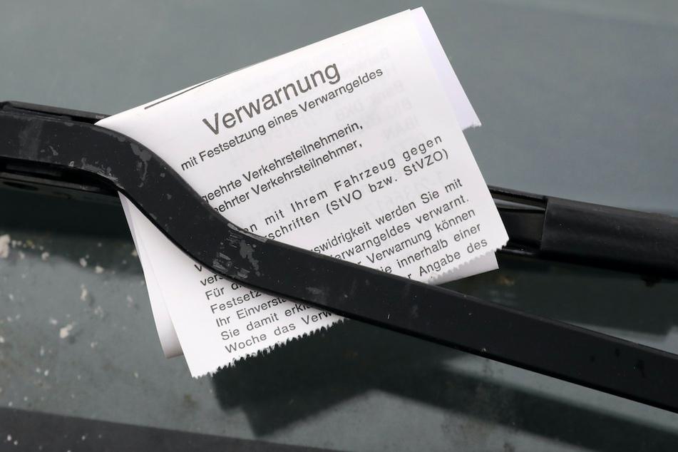 München: Falschparker und Blitzer: So viel nimmt München durch Knöllchen ein
