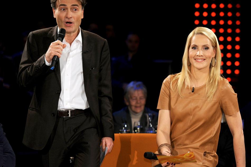"""""""3nach9"""": Auf diese Gäste freuen sich die Moderatoren di Lorenzo und Rakers"""