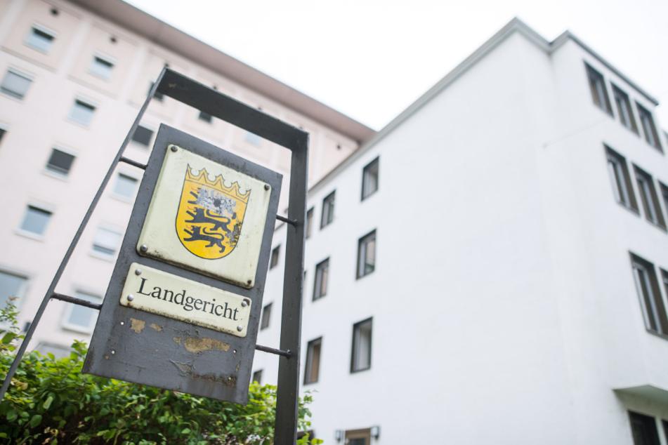 Im Landgericht Heilbronn findet der Prozess statt.