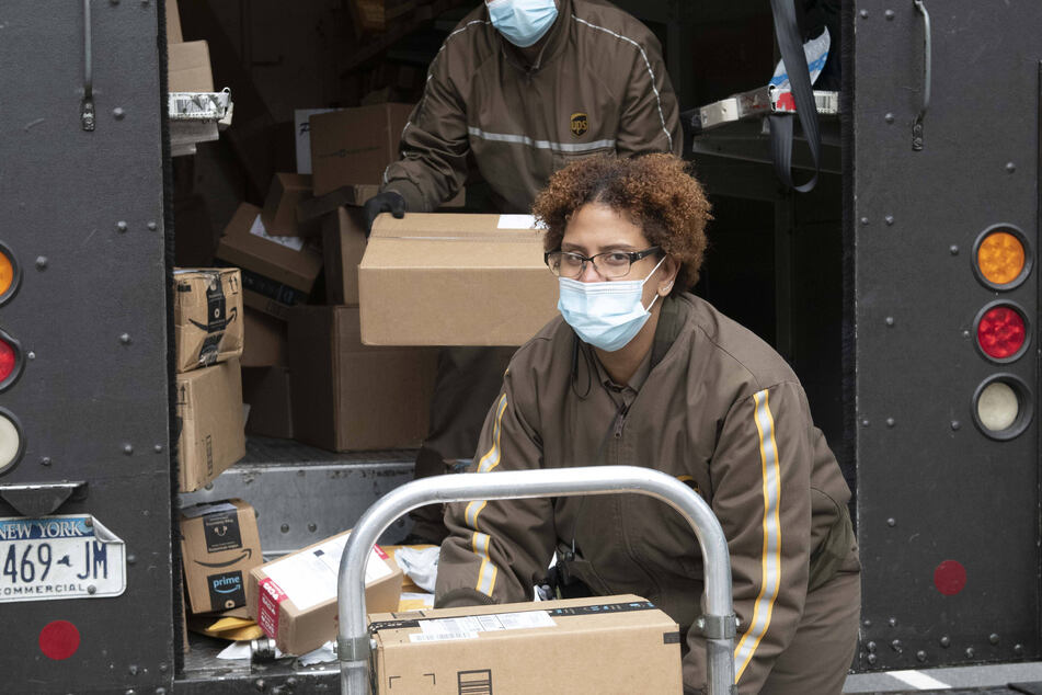 Delivery drivers will be especially busy in a holiday season marked by the coronavirus pandemic.