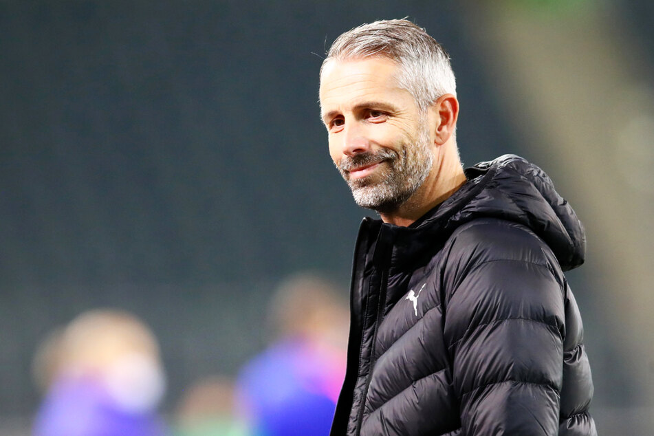 Gladbachs Trainer Marco Rose (44) schließt sich zur neuen Saison Borussia Dortmund an.