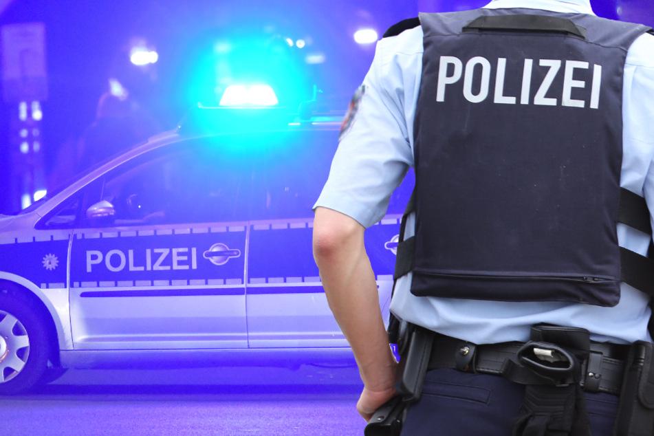 Ein Großaufgebot der Polizei rückte in die Mainzer Landstraße in Frankfurt aus (Symbolbild).