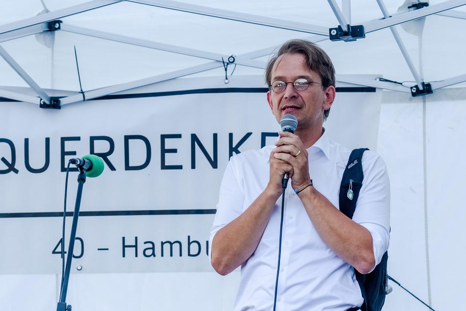 "Coronavirus: Polizei stoppt ""Querdenker"" Schiffmann"