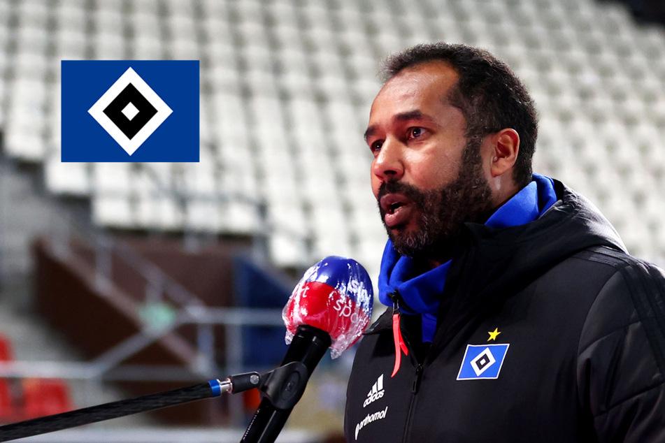 Krise beim HSV nach zwei Niederlagen? Das sagt Coach Daniel Thioune!