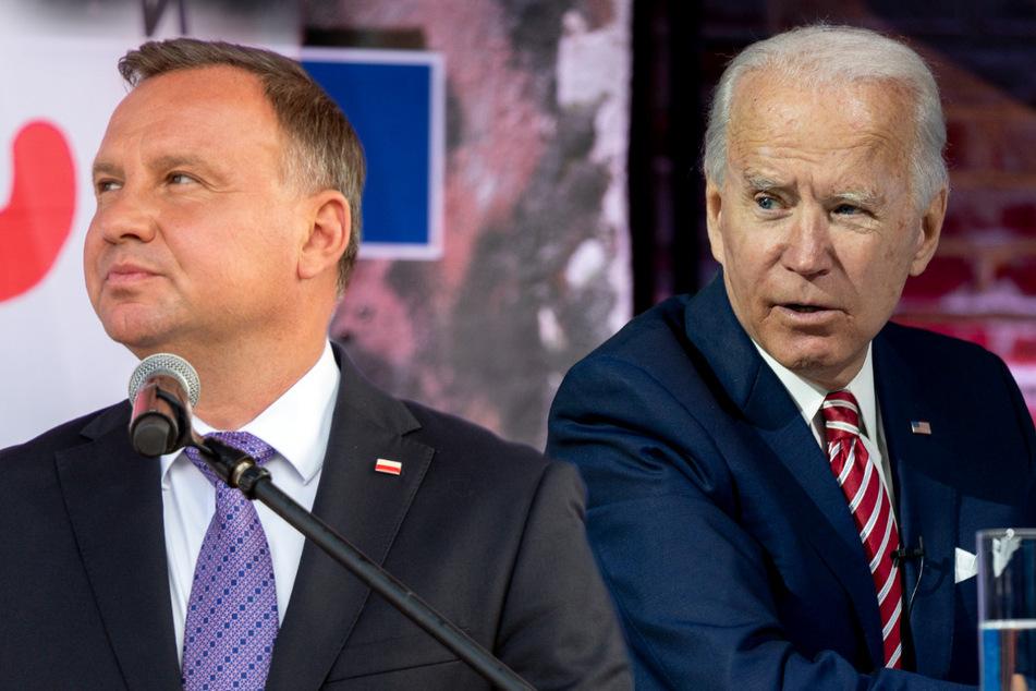 Polen: Bewunderung für Trump, keine Anerkennung von Bidens Sieg
